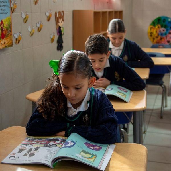 Colegio Juana de Arco la Estancia Primaria Bilingue