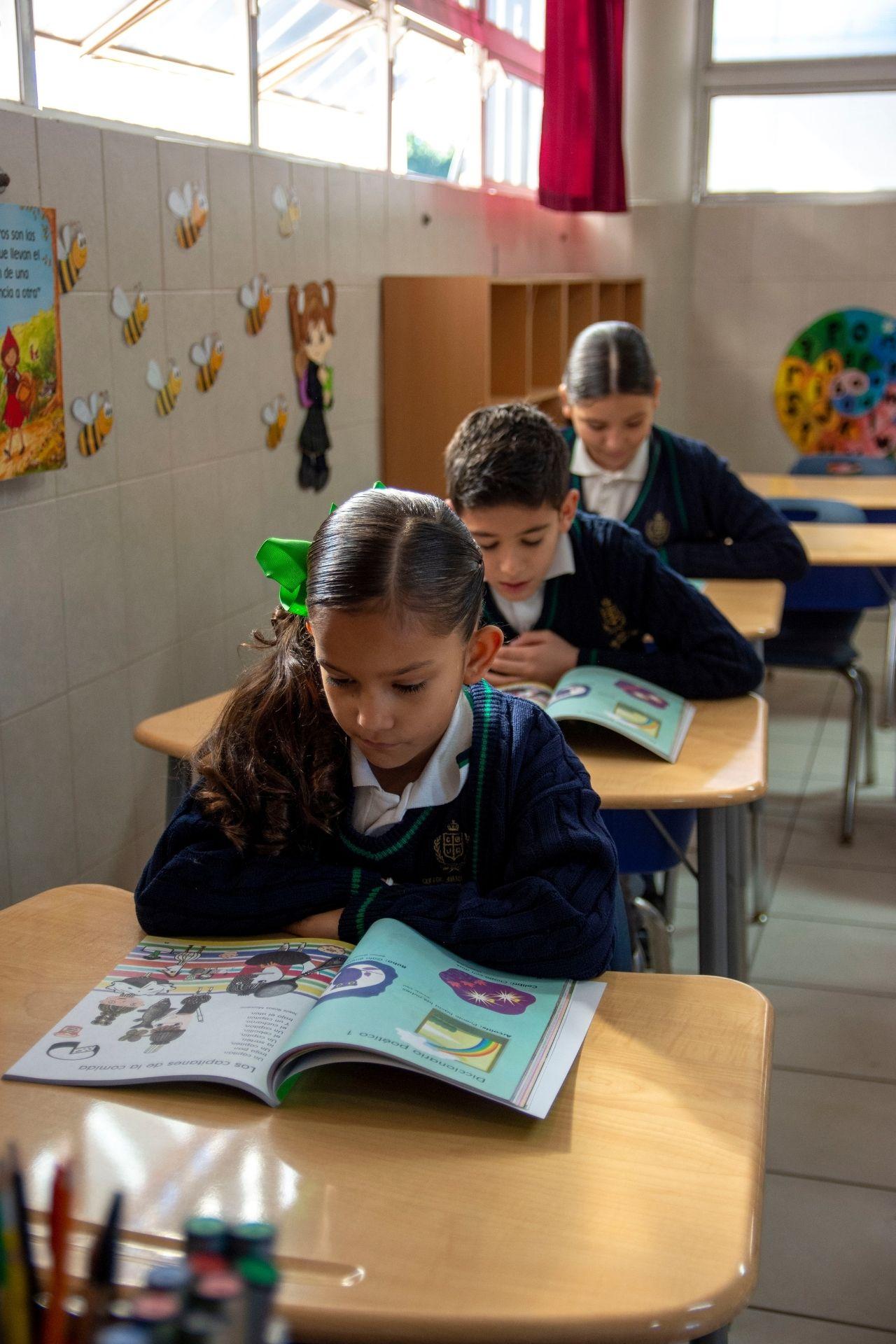 Colegio Juana de Arco La Estancia A. C. Primaria Bilingue Lectura